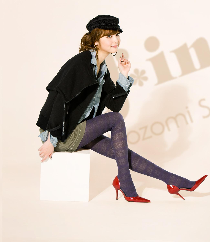 佐々木希 Nozomi Sasaki f*ing Casual Style images 02
