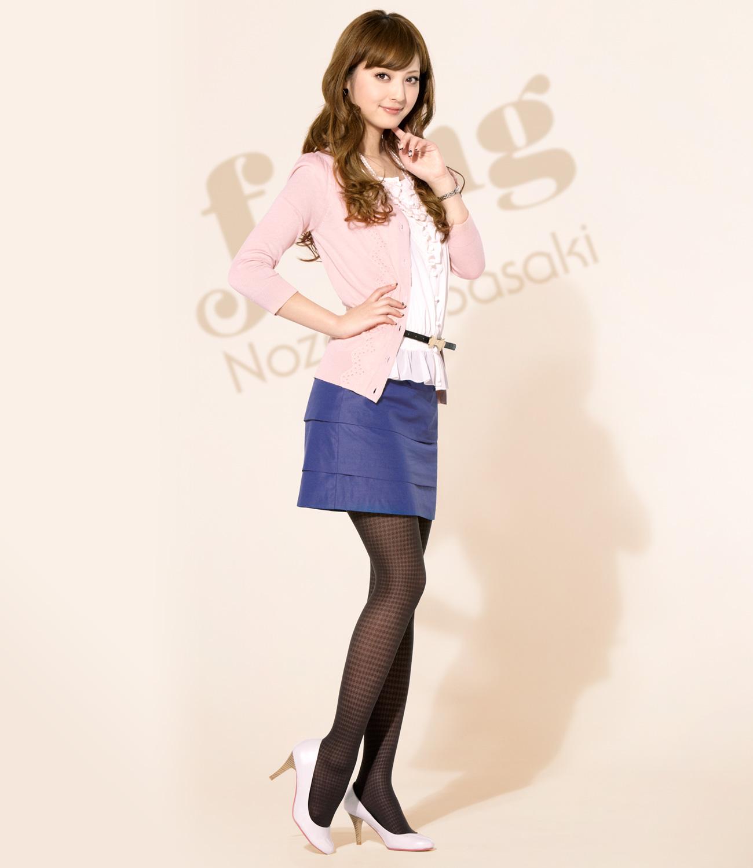 佐々木希 Nozomi Sasaki f*ing Office Style images 04