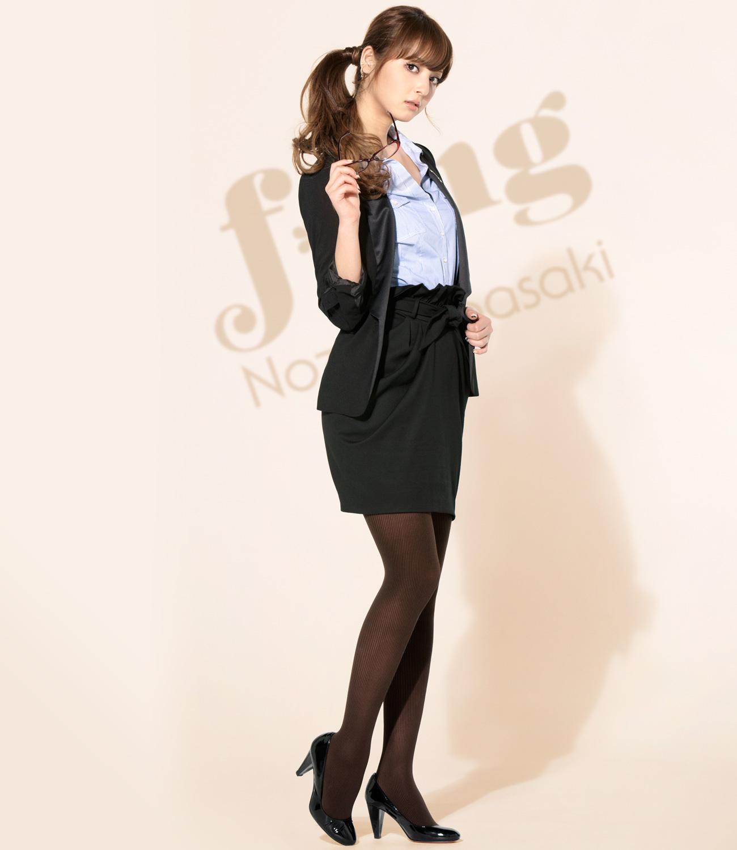 佐々木希 Nozomi Sasaki f*ing Office Style images 06