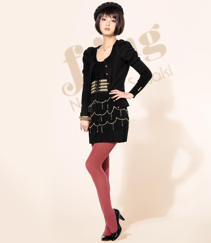 佐々木希 Nozomi Sasaki f*ing Other Style images 02