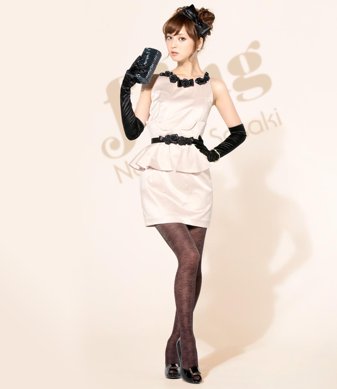 佐々木希 Nozomi Sasaki f*ing Party Style images 01